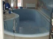 Переливной бассейн в с. Тарасовка