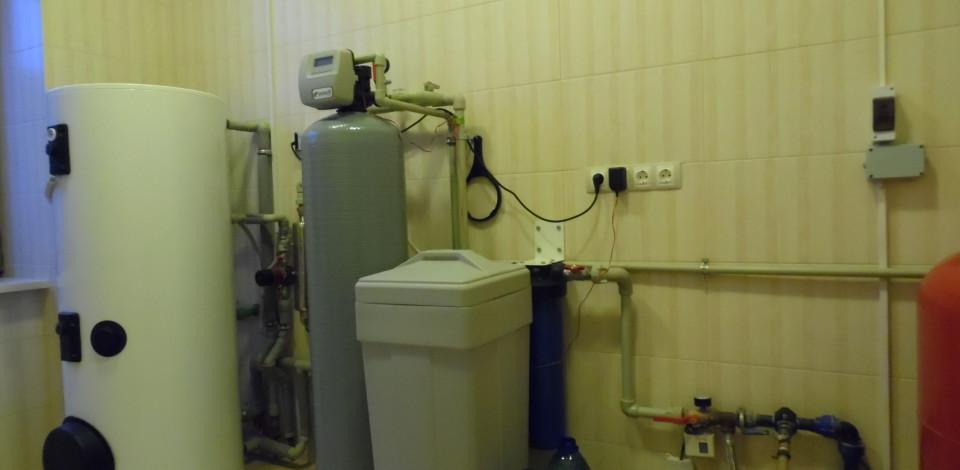 водоподготовка под ключ